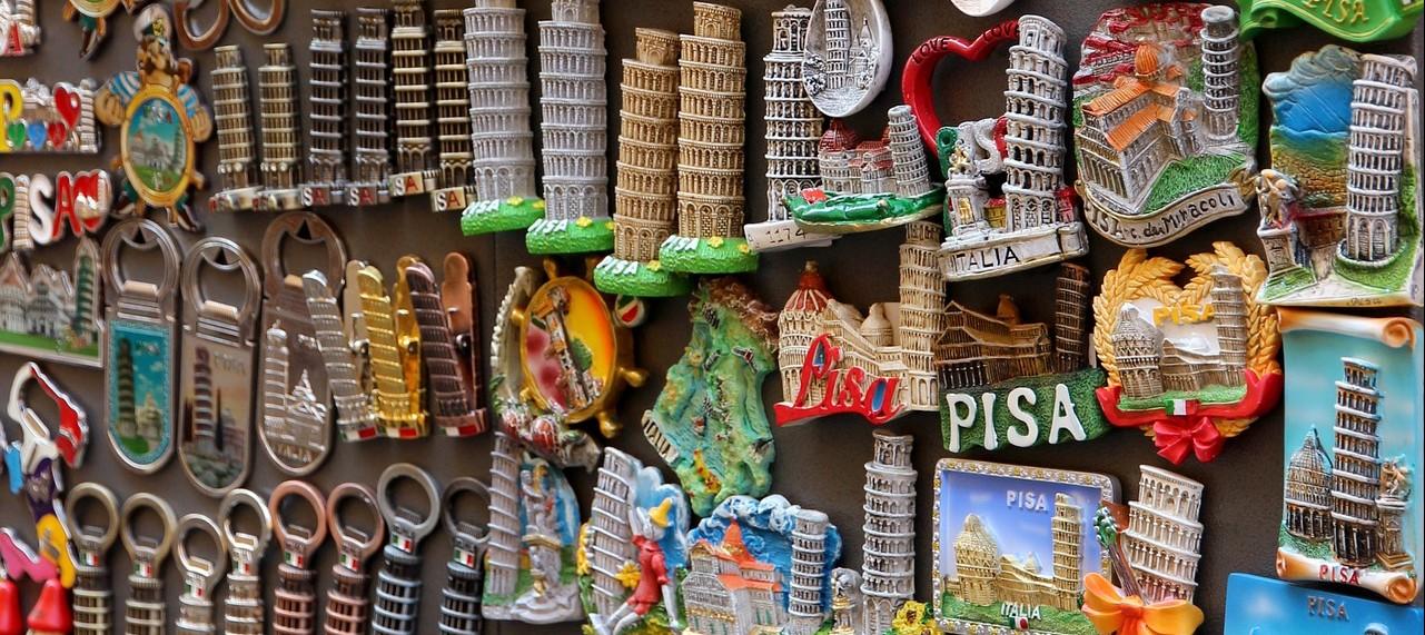 Fabricante de souvenirs, Imanes, Magnets, paraguas, peluches, blorigrafos...